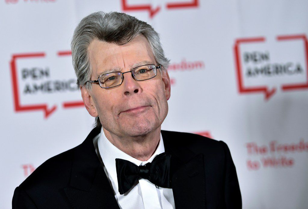 Always prolific, author Stephen King seems to have tapped into a bottomless reservoir of narrative.