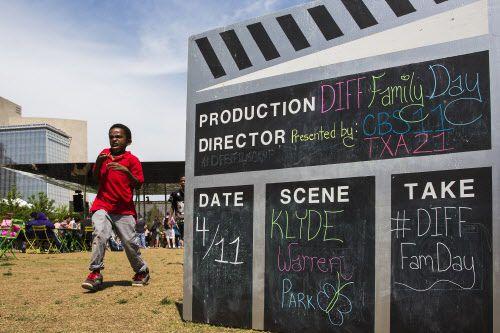 """El """"Family Day"""" es uno de los eventos más esperado del DIFF. Actividades para los niños y una película al aire libre."""