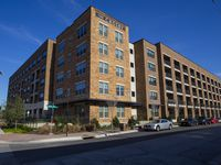 Stillwater Capital recently built The Crosby apartments at 400 S. Hall St. in Deep Ellum.