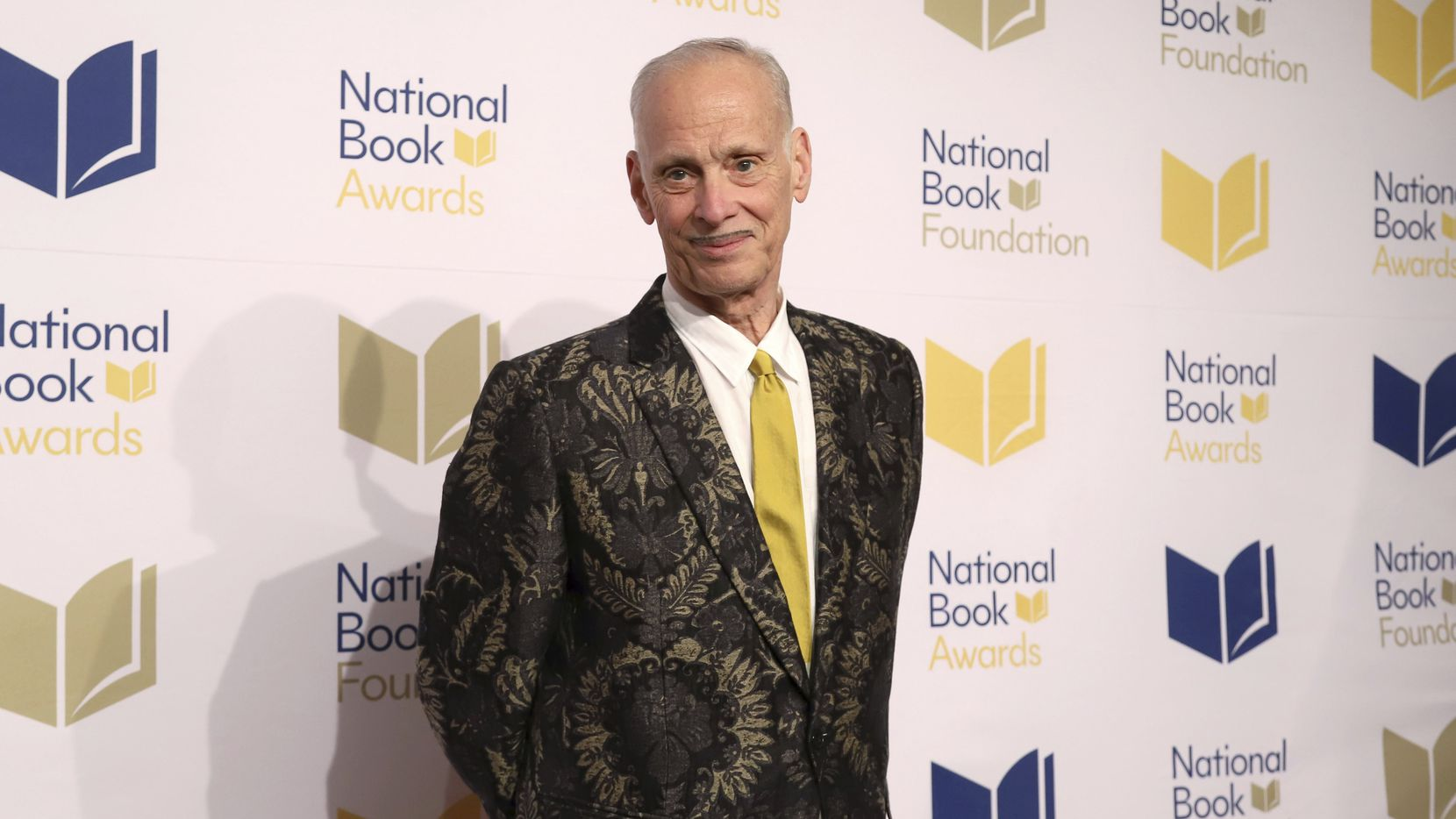 John Waters attends the 70th National Book Awards ceremony and benefit dinner at Cipriani Wall Street on Wednesday, Nov. 20, 2019, in New York.