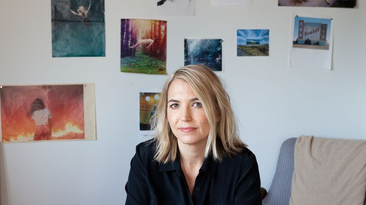 Dallas native Amy Talkington is co-executive producer and writer of the new Hulu series, 'Little Fires Everywhere.'