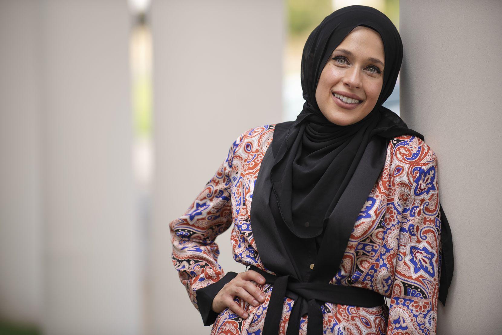 Alaa Ammuss took her design skills back to her alma mater, Brighter Horizons Academy.