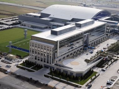 The Star in Frisco will be among the retail areas reopening under orders from Gov. Greg Abbott.