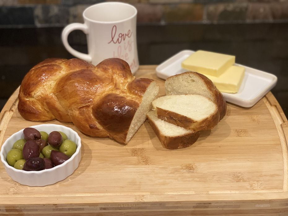 Tartalicious bakery in Plano launched BreadEx, a weekly bread delivery service, during the pandemic. Owner Uma Iyer has temporarily closed both.