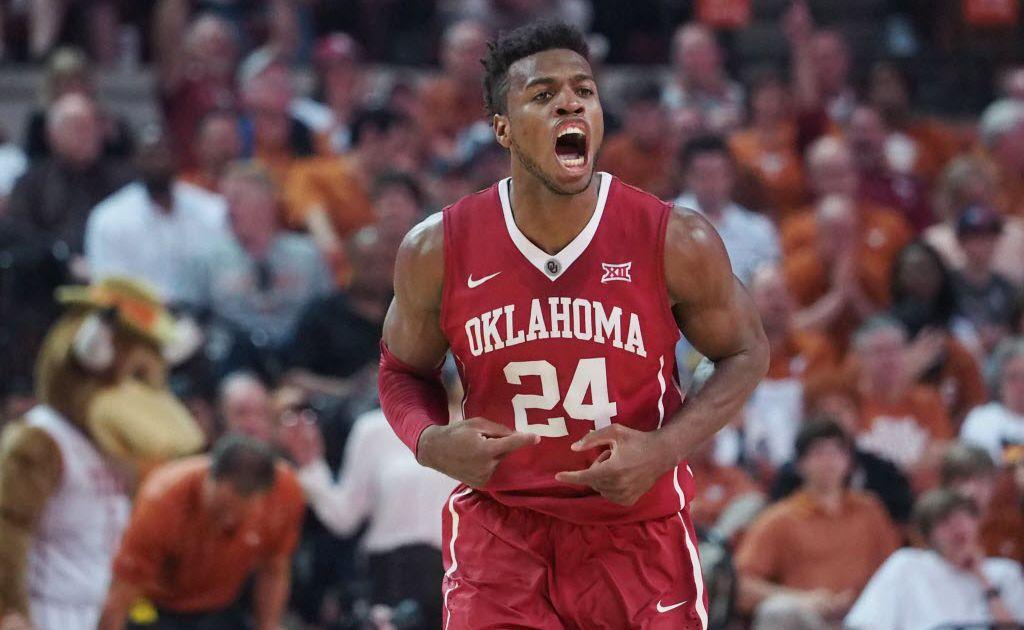Buddy Heild Oklahoma Sooners Basketball Jersey - Red