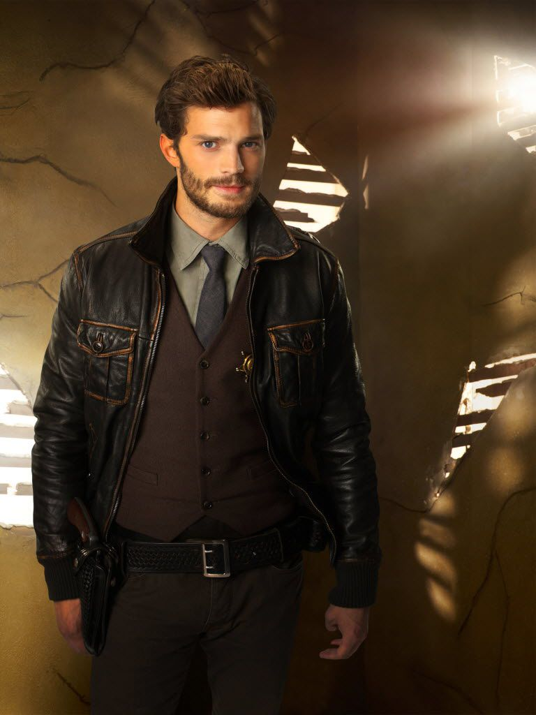 Jamie Dornan, seen here in ABC's 'Once Upon a Time.' will star in 'Dr. Death'