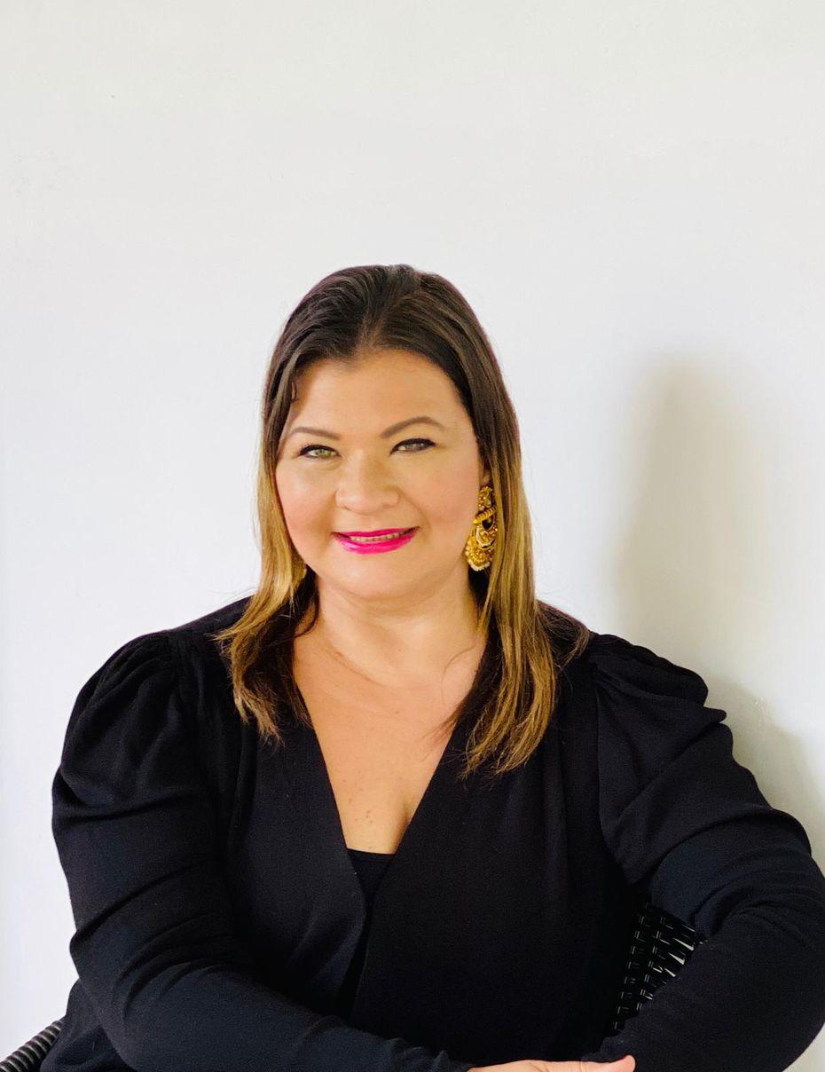 Claudia Mirza of Akorbi in Plano.