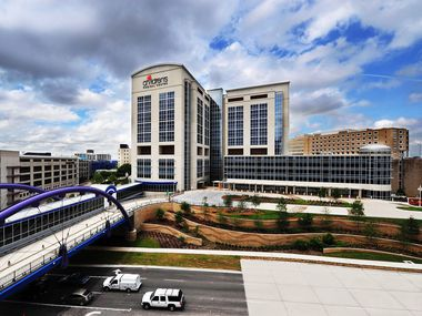 Children's Health in Dallas and UT Southwestern Medical Center plan to form a new joint venture for pediatric care in North Texas.