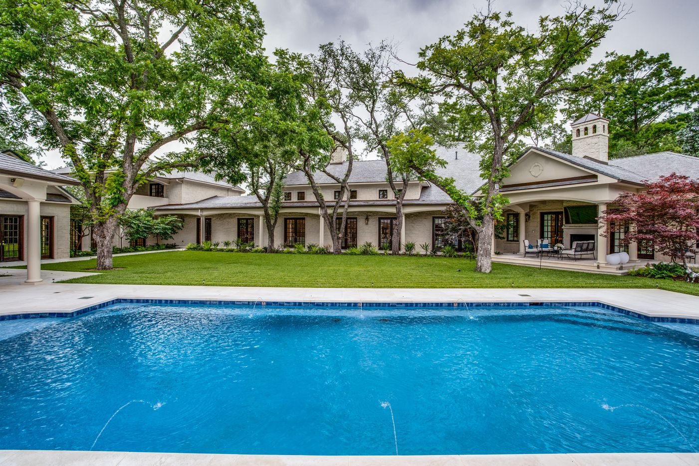 This home at 9520 Hathaway Street in Dallas is listed for $12.9 million.
