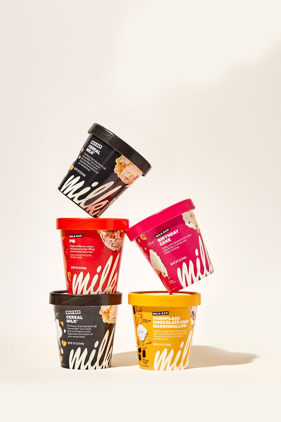 Milk Bar ice cream pints are coming to Whole Foods this summer. The four flavors include Birthday Cake, Cereal Milk, Cornflake Chocolate Chip Marshmallow and Milk Bar Pie.