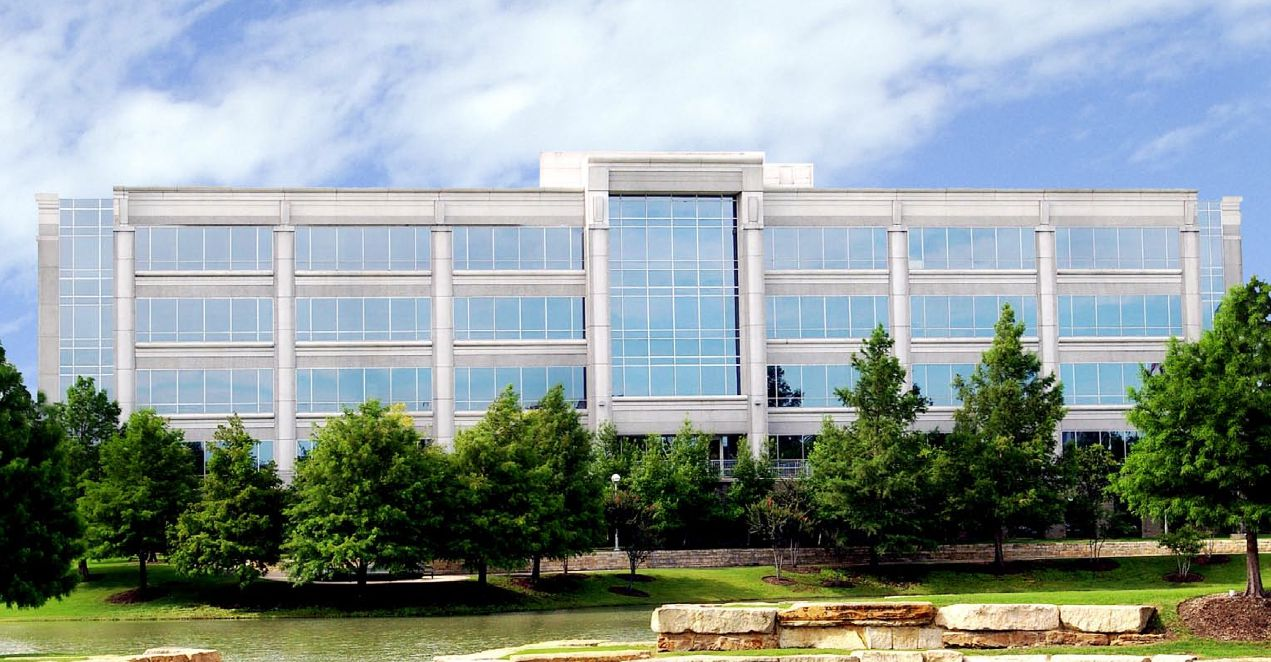 BGE now occupies 36,000 square feet at 2595 Dallas Parkway in Hall Park.