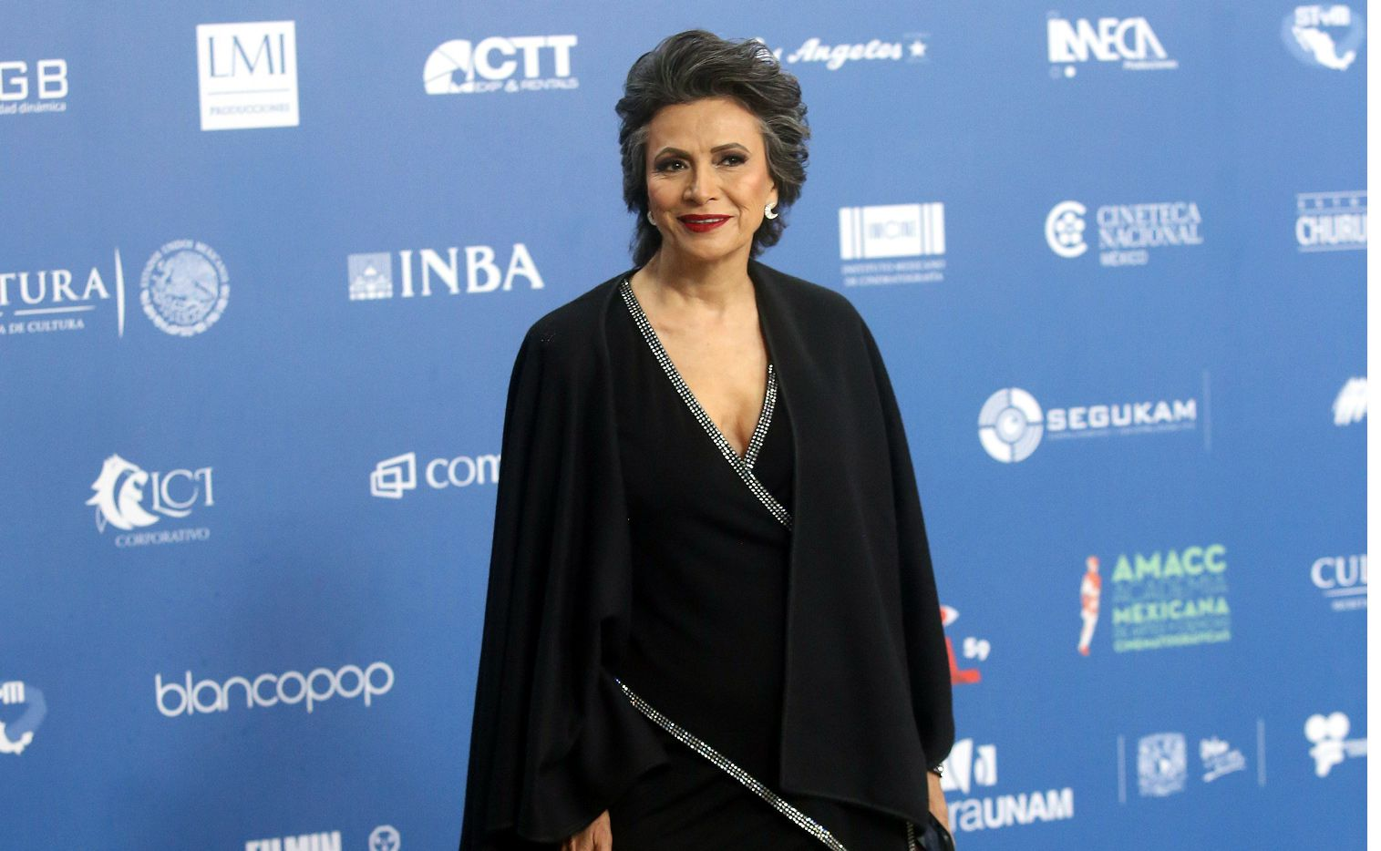 Patricia Reyes Spíndola cree que a Yalitza Aparicio se le va a ir la fama muy rápido./ AGENCIA REFOMA