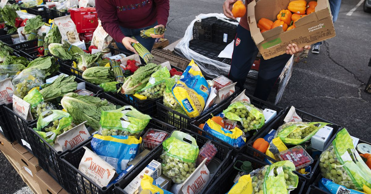 Where to find emergency food assistance in North Texas after winter storm