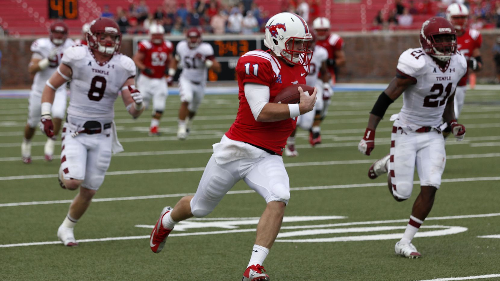 Agent Leigh Steinberg Smu S Garrett Gilbert Might Be As Undervalued As Anyone In The Draft