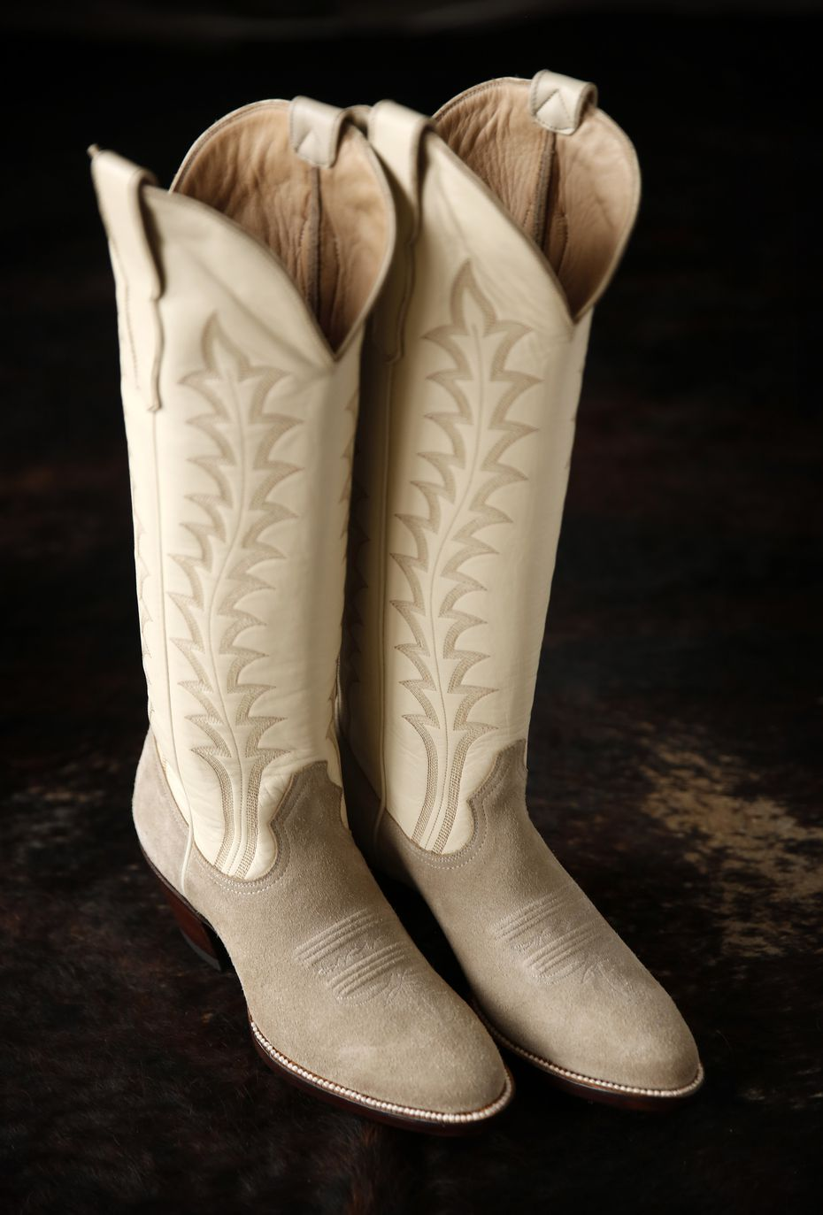 Lizzy Chesnut Bentley's favorite boots are the Amarillo, shown here.