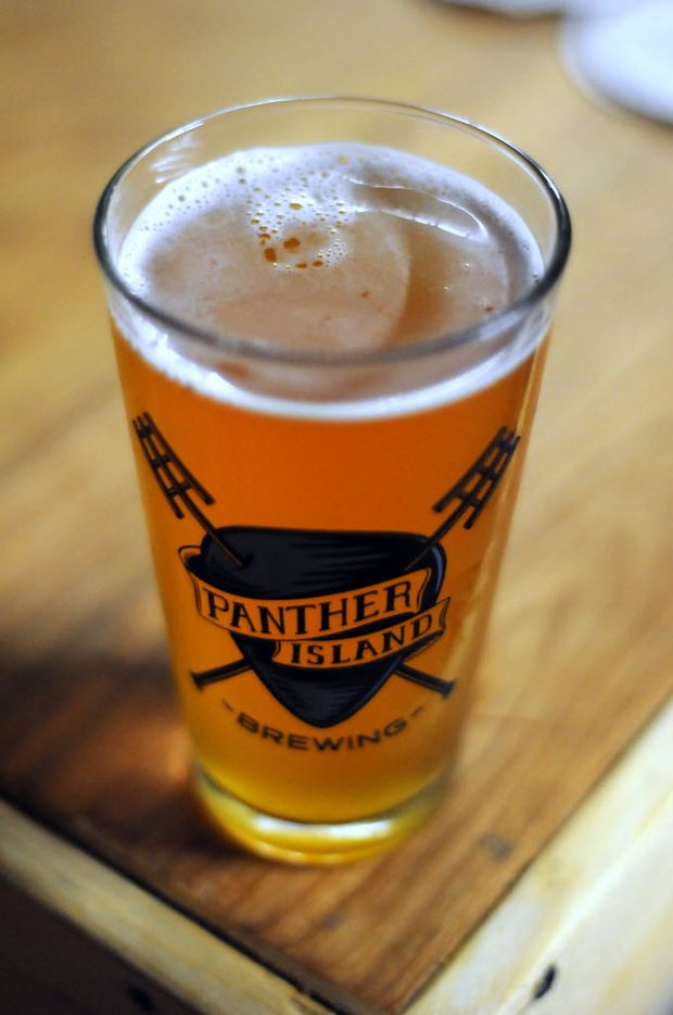 """Panther Island Brewing opened in 2014 in Fort Worth. Its name comes from the nickname of """"Panther City"""" that's been part of Fort Worth lore since 1875."""