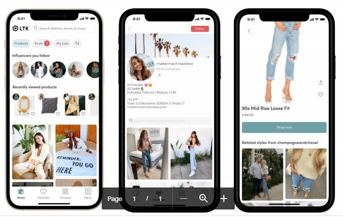 LTK is the new name for Dallas-based rewardStyle. The company is adopting the short name often used by clients and employees for its consumer app LikeToKnowIt.