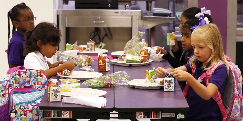 Garland ISD will offer all students access to free breakfast and lunch every school day during the 2021-22 academic year.