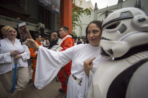 Fans de Star Wars estaban a la expectativa del nombre de su nuevo filme. Foto AP