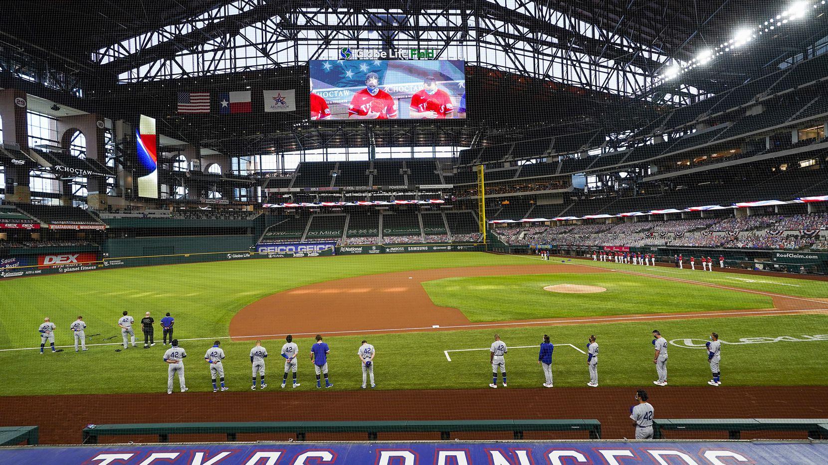 El Globe Life Field será la sede de la Serie Mundial para la temporada 2020 de Grandes Ligas.