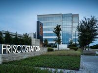Frisco Station already includes three office buildings with a fourth in the works.