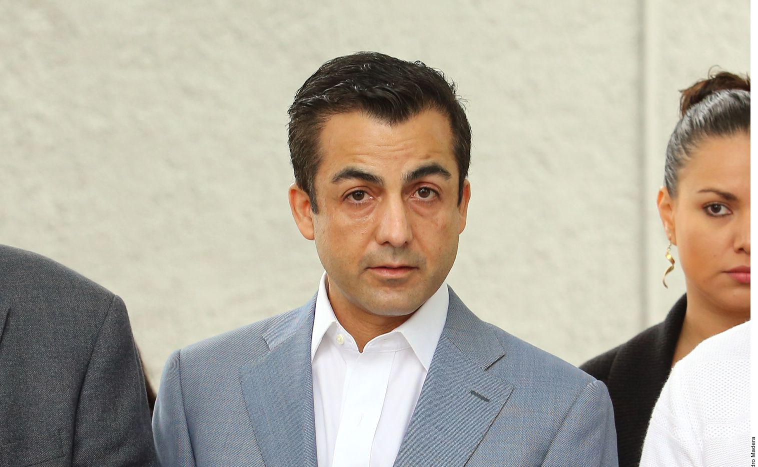 José Felipe Tomé Velázquez era un empresario inmobiliario conocido en México.