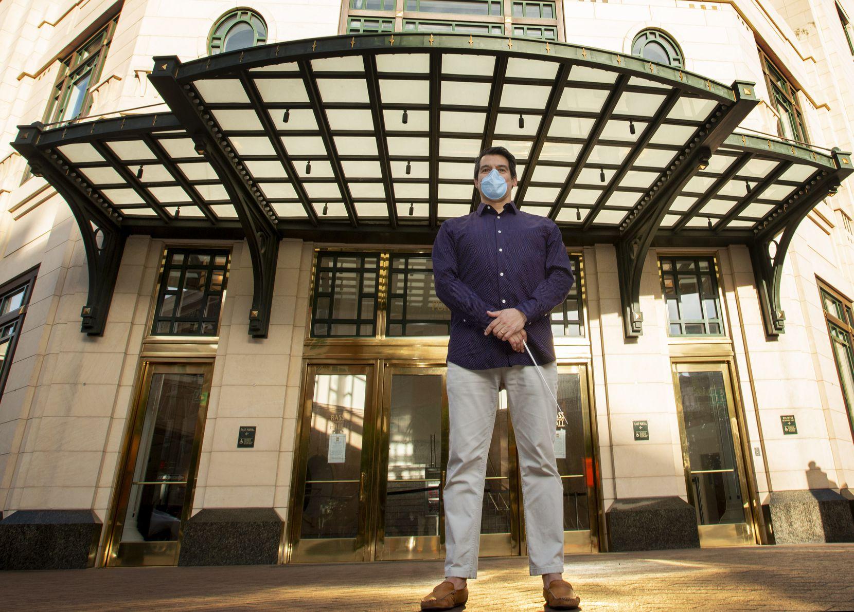 FWSO music director Miguel Harth-Bedoya's final season was cut short by coronavirus-related cancellations.