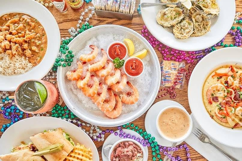 Fat Tuesday was frigid in 2021: Temperatures were in the teens, and most Dallas-Fort Worth residents were stuck at home. Many lost power. Fish City Grill and Half Shells is declaring a Fat Tuesday and a Valentine's Day do-over.