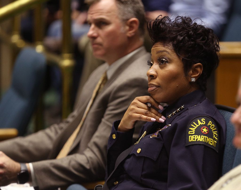 Under the plan adopted Wednesday, the Citizens Police Review Board will be renamed the Community Police Oversight Board and Dallas Police Chief U. Renee Hall will maintain all final decisions related to discipline.