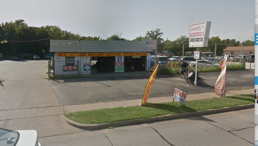 Foto de Goody's Cars and Tires, en Fort Worth. AL DÍA.