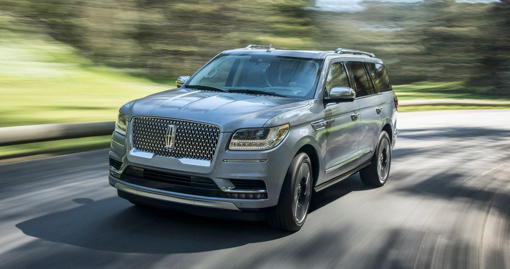 The 2018 Lincoln Navigator won the 2018 North American Truck of the Year award.