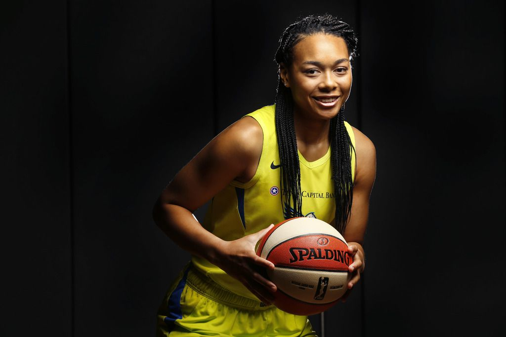 Dallas Wings basketball player Allisha Gray will play in an upcoming NBA 2K tournament, which can be seen on Twitch and Youtube.