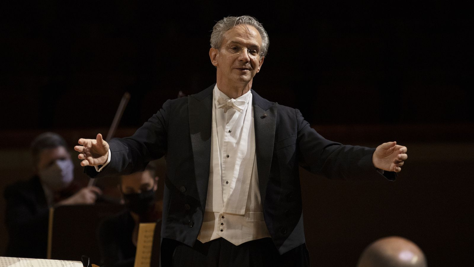 Fabio Luisi has faced many challenges over the past few months as  the new music director of the Dallas Symphony Orchestra, but his passion for music has ignited a brand-new vision for fall, curated specifically for the Dallas-Fort Worth community.