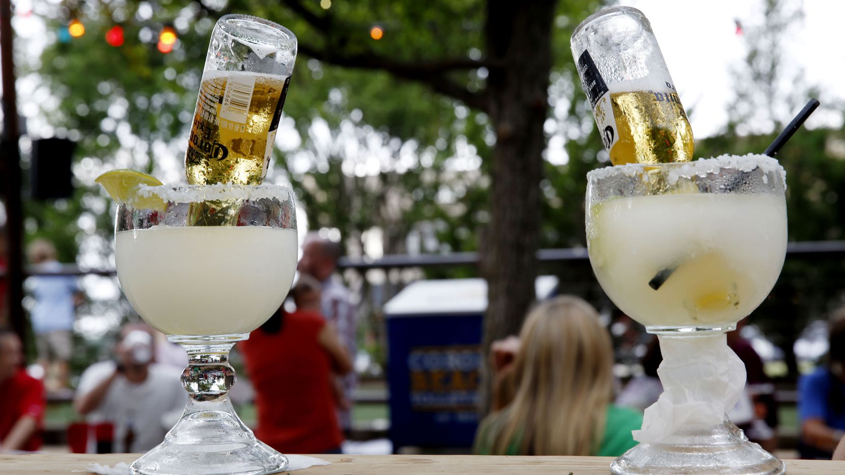 Celebrate National Tequila Day on Friday with a margarita and a beer, or whatever drink floats your boat.