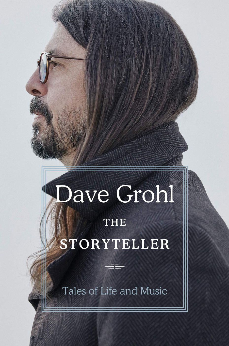 """In """"The Storyteller,"""" Foo Fighters and Nirvana musician Dave Grohl recounts a lifetime in music."""