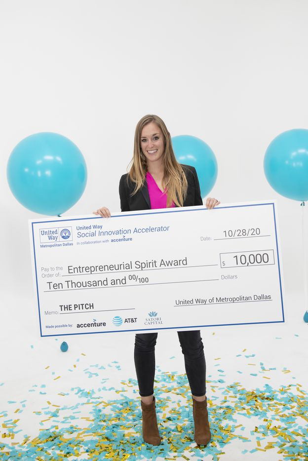 EdCor Health received the Entrepreneurial Spirit award at The Pitch 2020.