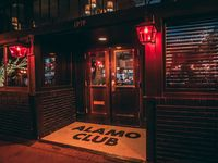 Alamo Club in Dallas is temporarily closed after TABC issued a citation that suspends its liquor license for 30 days.