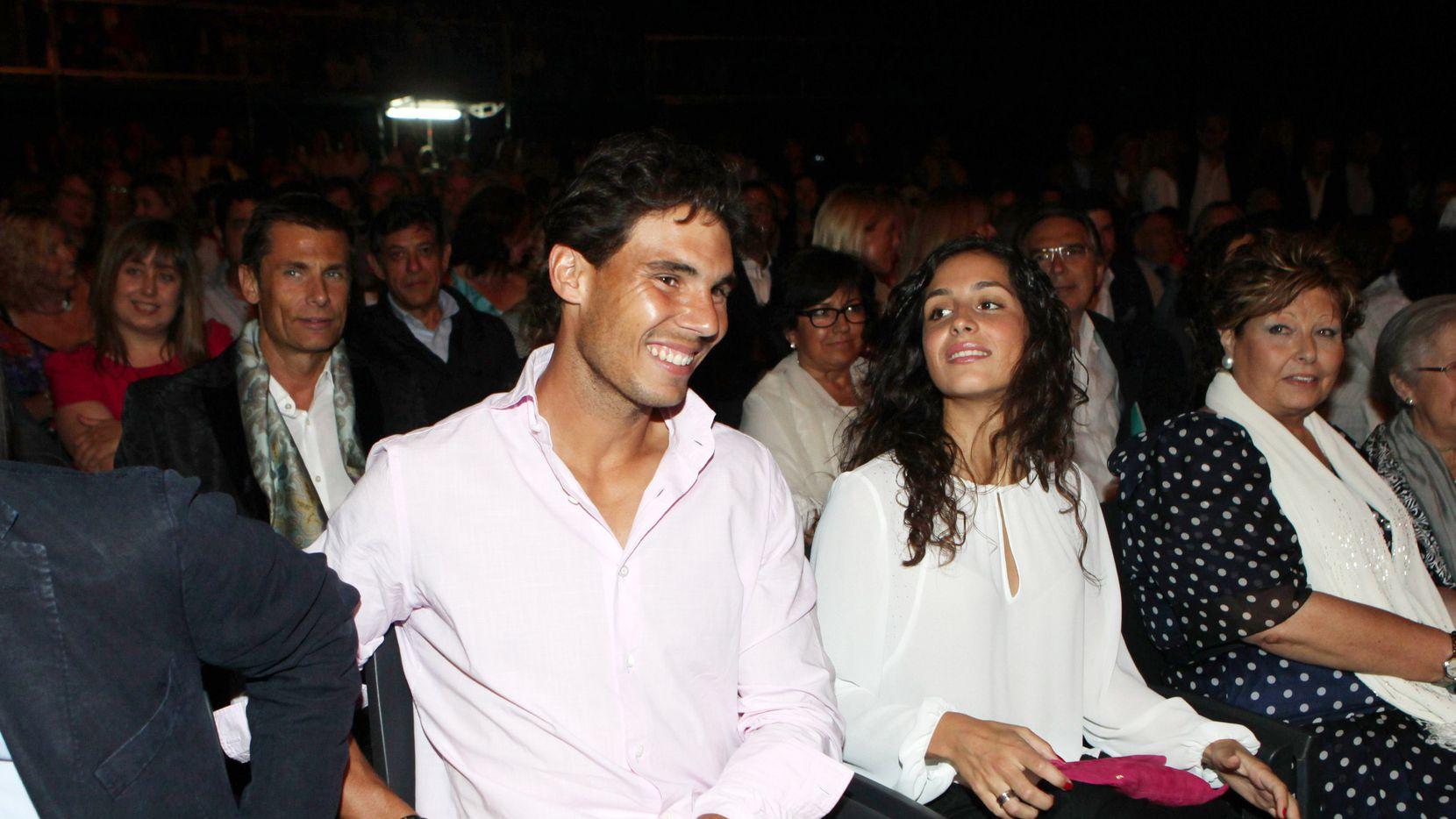 Rafael Nadal y su novia Xisca Perello se casarán en octubre.