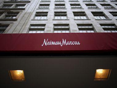 Neiman Marcus store in Dallas.