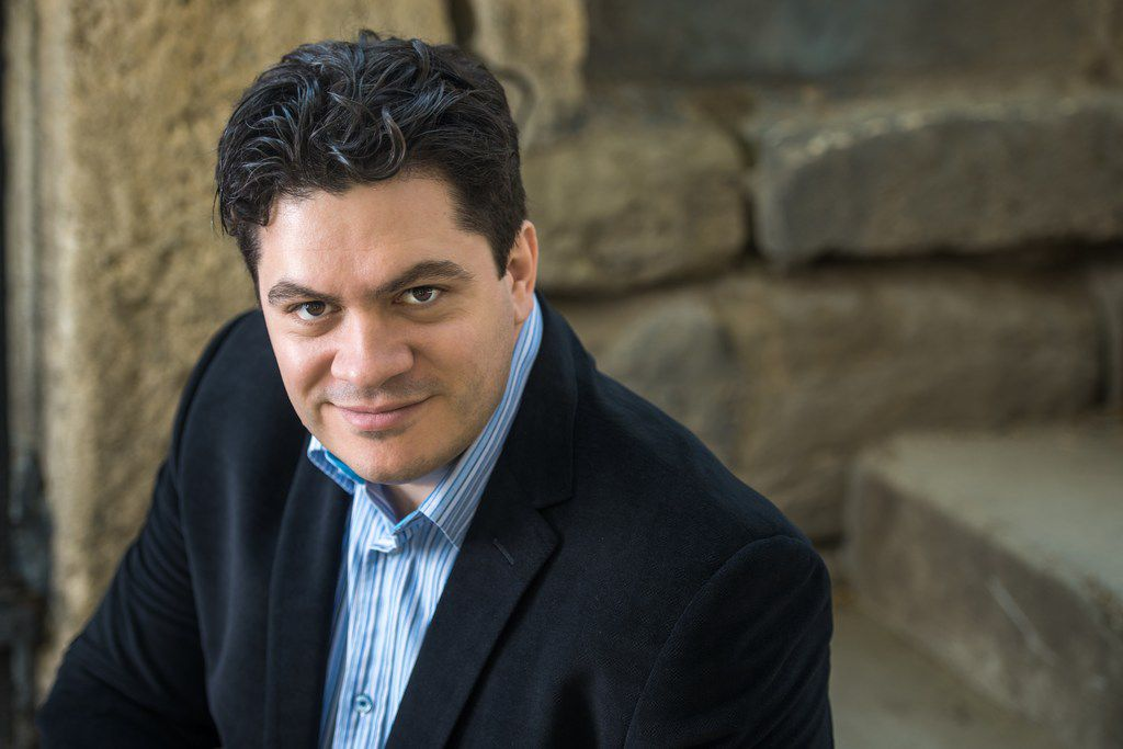 Cristian Macelaru will be a guest conductor for the Dallas Symphony Orchestra in January.