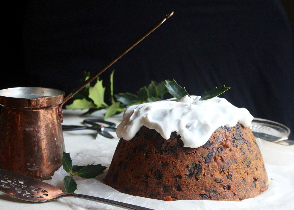 Christmas Pudding by Coryanne Ettiene