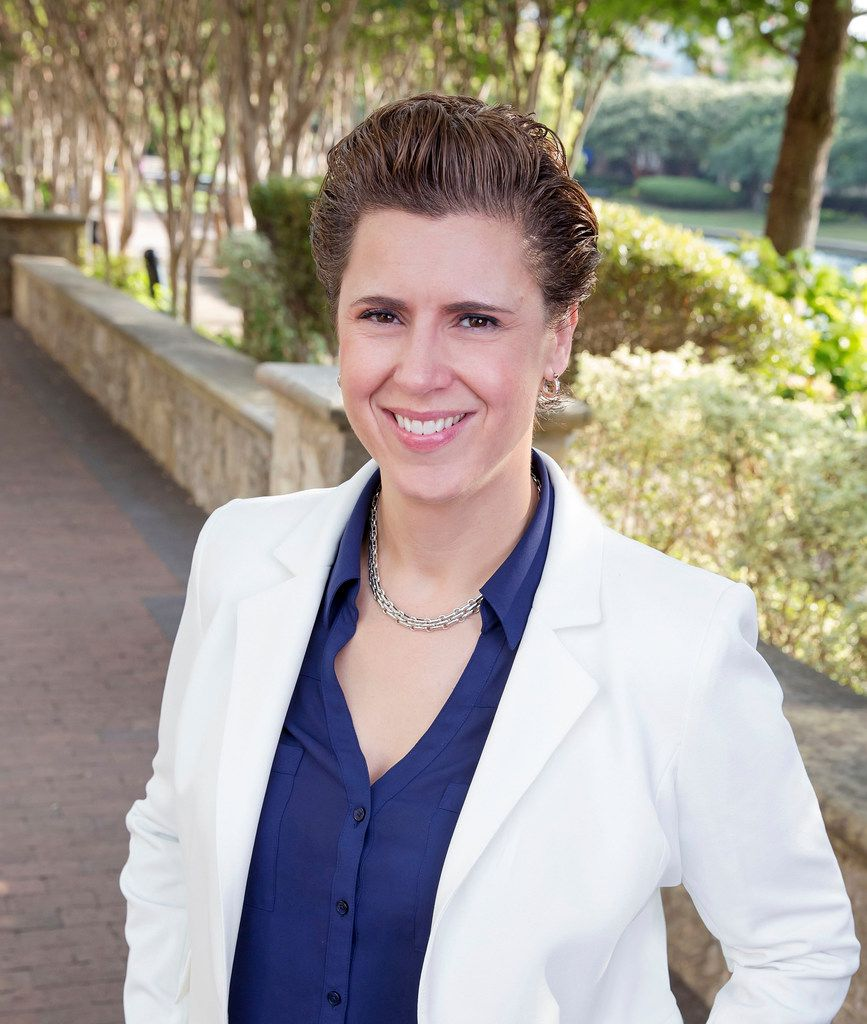Lorie Burch, a Democrat, is running for U.S. Congress in Texas District 3