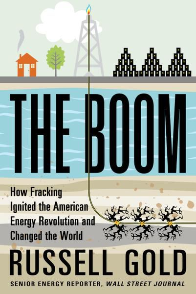 """""""The Boom,"""" by Russell Gold"""
