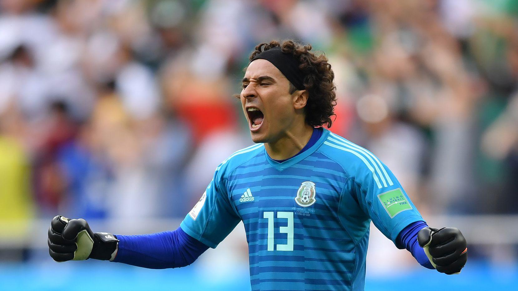 El portero Guillermo Memo Ochoa es titular indiscutible de la selección mexicana que pelea un boleto al Mundial de Qatar 2022.