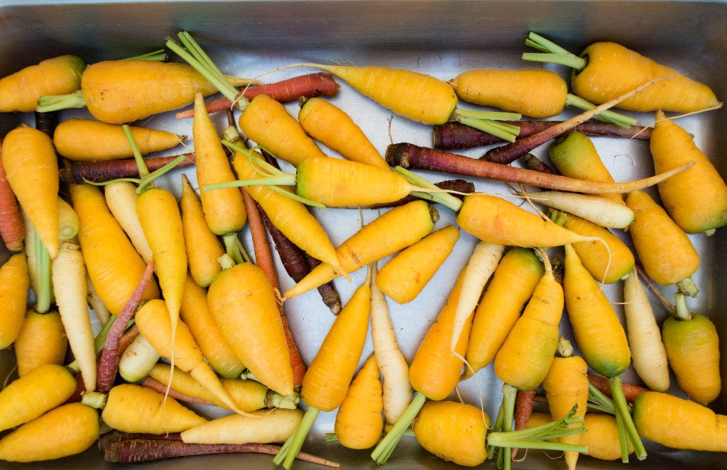 Chefs fall in love with Hawaii's local  produce.