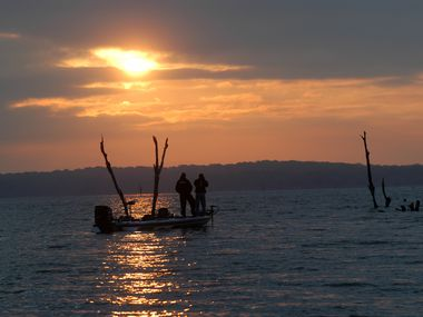 The Toyota Bassmaster Texas Fest benefiting the Texas Parks and Wildlife Department will be Nov. 5-8 at Lake Fork in Quitman.