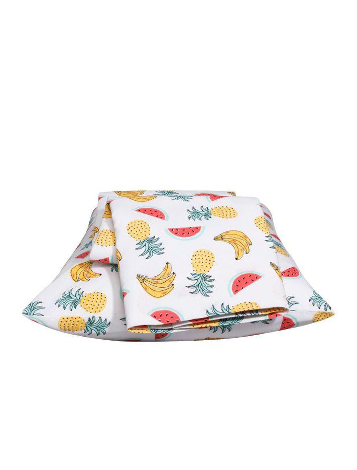 Pillowfort Fruit Toss sheets, $17.99, Target