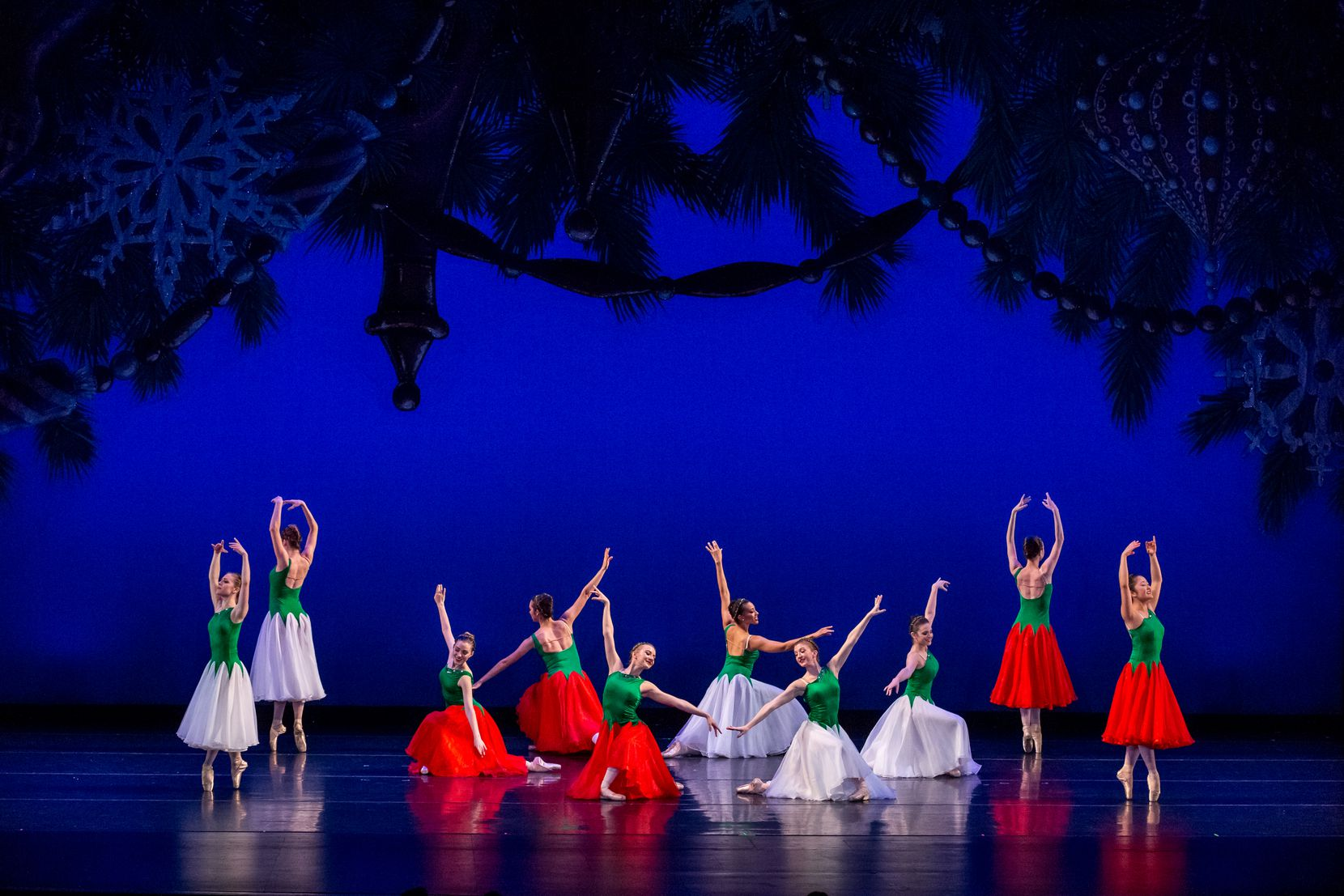 """In 2019, Avant Chamber Ballet is performing its first full length """"Nutcracker,""""  a version choreographed by artistic director Katie Cooper's mentor, Paul Mejia."""