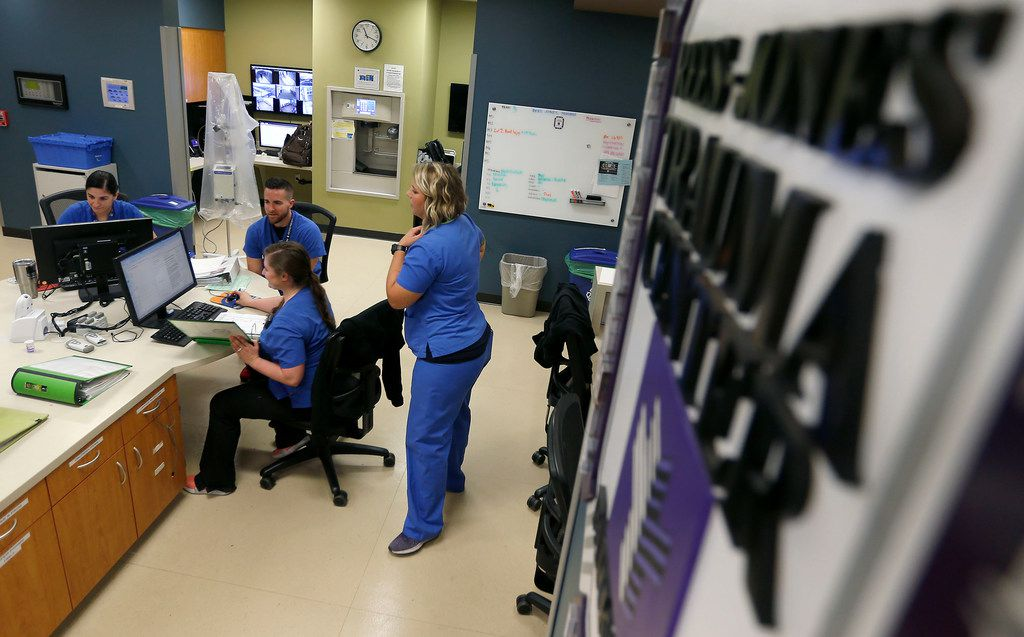 Many nurses and health care providers are expected to retire in the next several years, worsening a worker shortage in the industry. That's good news for AMN Healthcare Services, a Dallas company that is the leader in providing temporary staffing.