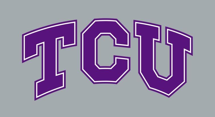 TCU logo.